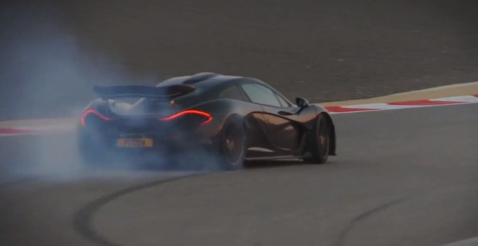McLaren P1 - exclusive on-track review of the world's ultimate hypercar