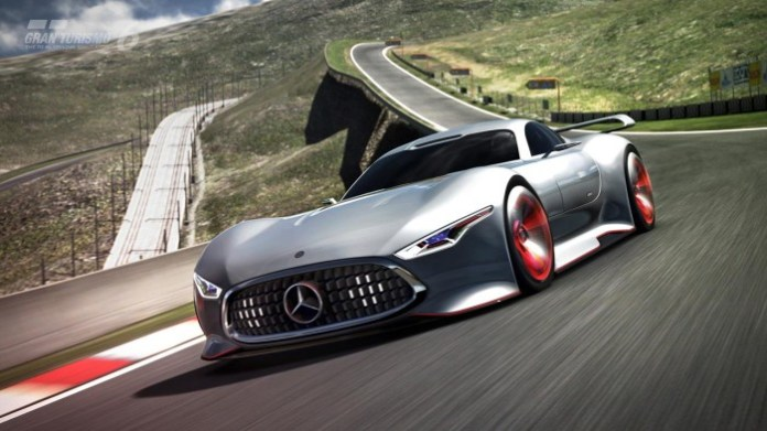 Mercedes-Benz AMG Vision Gran Turismo Racing Series 2