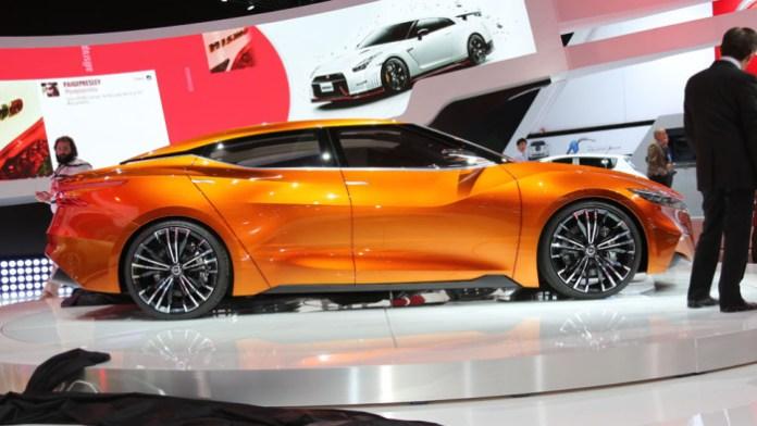 Nissan Sport Sedan Concept (4)