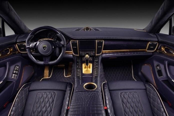 Porsche Panamera Stingray GTR by TopCar 1