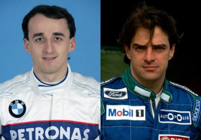 Robert-Kubica-Alessandro-Nannini