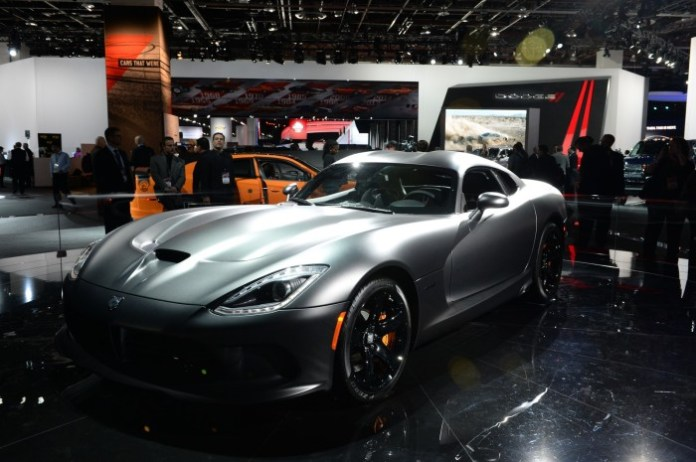 SRT Viper GTS Anodized Carbon Special Edition Package (1)