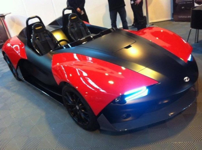 Zenos E10 at Autosport International 2