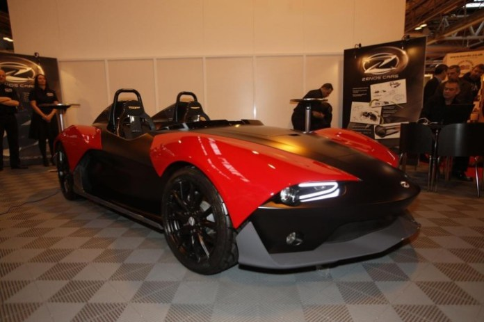Zenos E10 at Autosport International