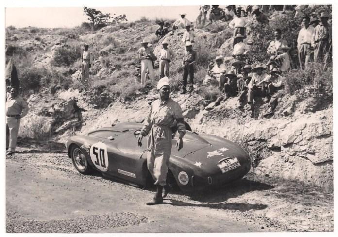 1953 Lancia D23 DNF