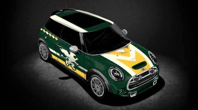2014 MINI Cooper KNIGHTLY ENDEAVORS By Rebecca S