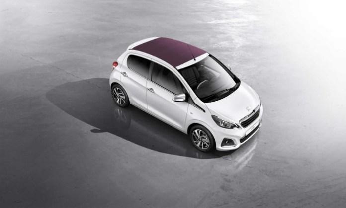 2014 Peugeot 108 10
