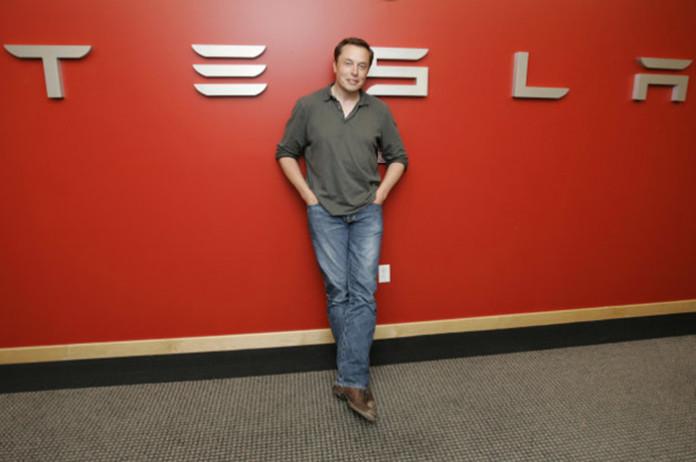 Elon Musk Tesla