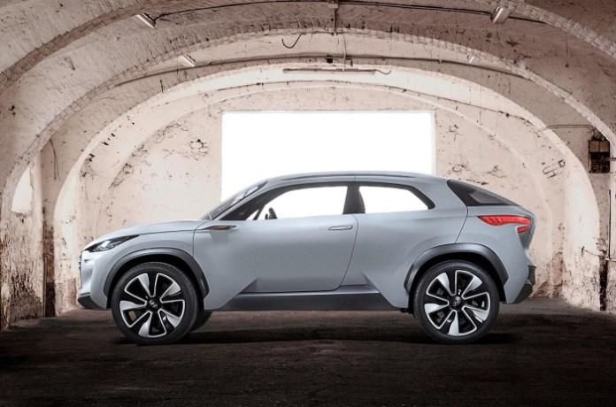 Hyundai Intrado concept 3