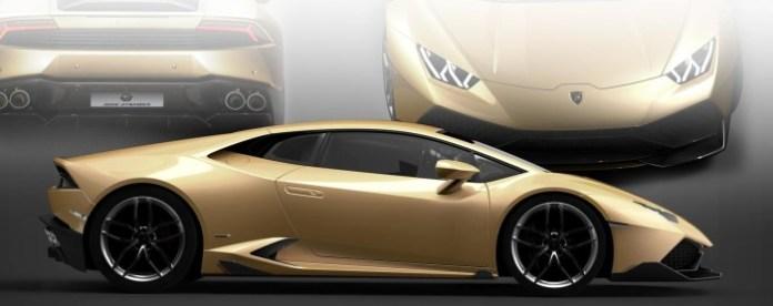 Lamborghini Huracan Minotauro by Duke Dynamics 1