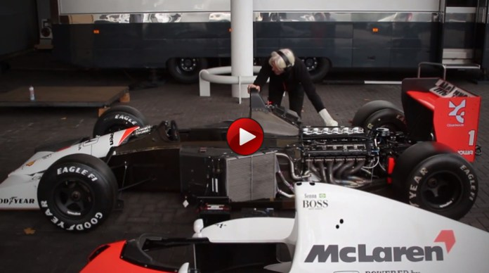 McLaren-Honda V12 Engine