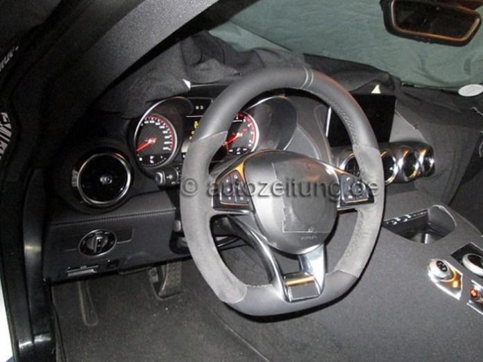 Mercedes-Benz AMG GT Spy Photos (9)