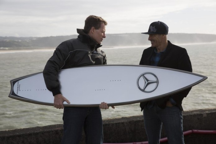 Mercedes-Benz surfboard for Garrett McNamara (1)