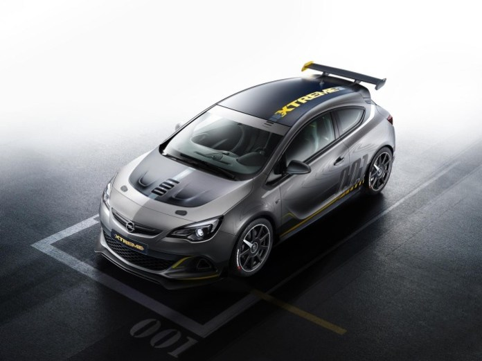 Opel Astra OPC EXTREME 1