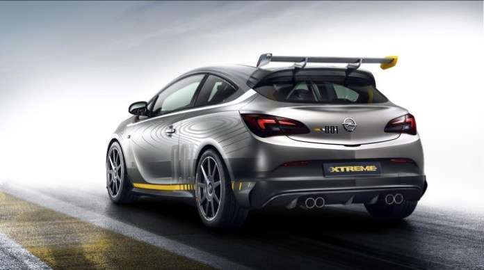 Opel Astra OPC EXTREME 10