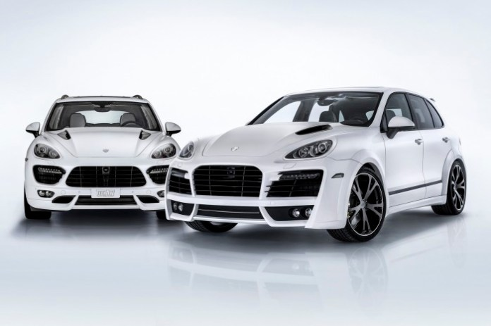 Porsche Cayenne S Diesel by TechArt (1)