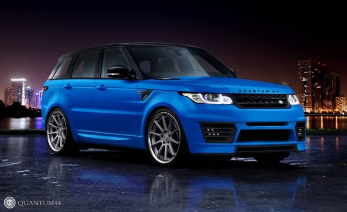 Range Rover Sport by Quantum44 (1)