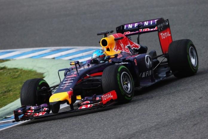 Red Bull RB10 Jerez