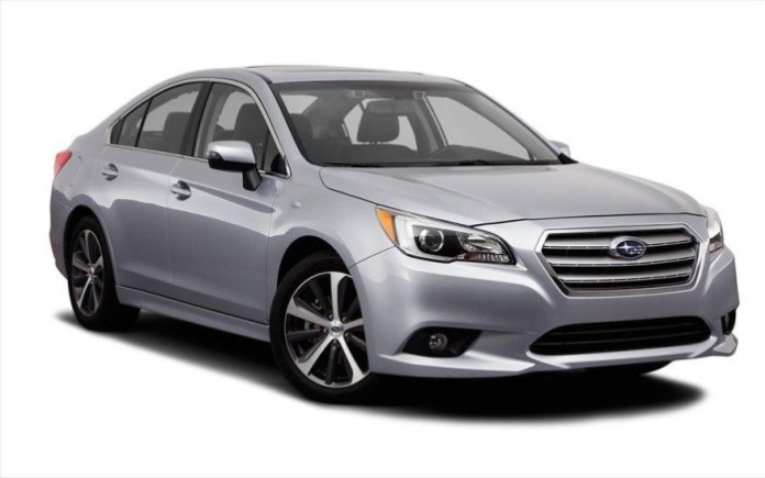 Subaru Legacy 2015 leaked photos (1)