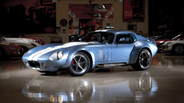 Superformance Cobra Daytona Coupe
