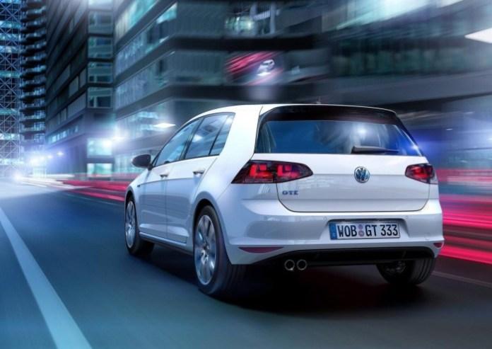 Volkswagen Golf GTE 6