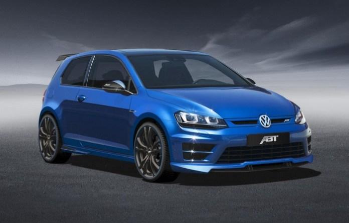 Volkswagen Golf R by ABT Sportsline 1