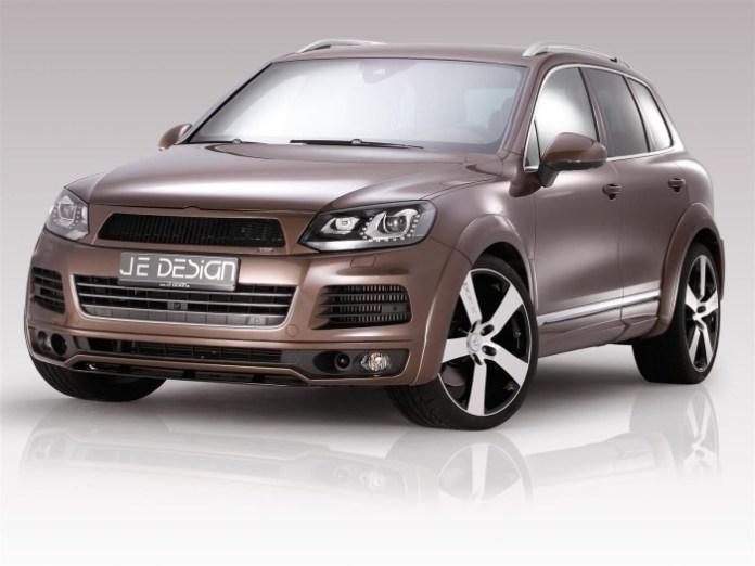 Volkswagen Touareg R-Line by Je-Design (1)