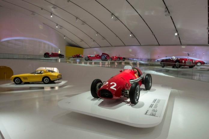 Inaugurazione Museo Enzo Ferrari