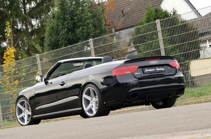 udi RS5 Cabrio by Senner Tuning