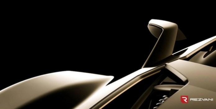 Rezvani Motors teases the Beast