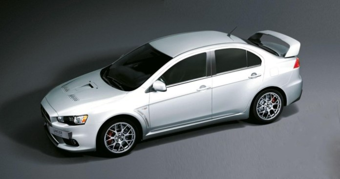 Mitsubishi Lancer Evolution X FQ-440 MR announced for the UK