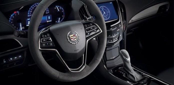 2014 Cadillac ATS Crimson special edition 1