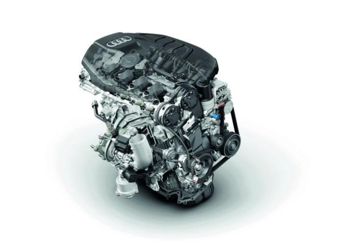 Audi future lab: mobility /Audi 1.4 TFSI