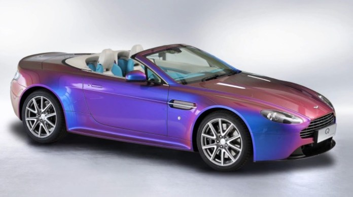 Aston Martin Q program