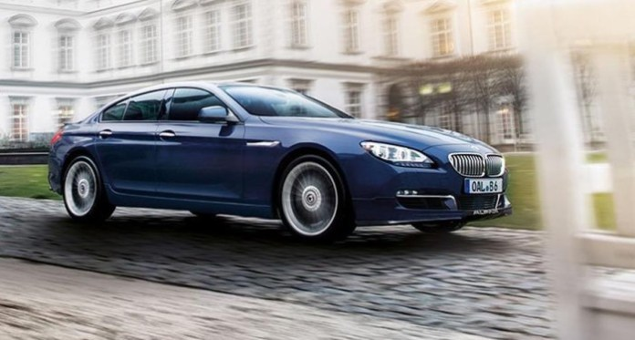 BMW ALPINA B6 xDrive Gran Coupe 2015 (3)