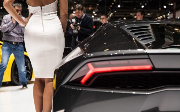 Babes at Geneva Motor Show 2014 (16)