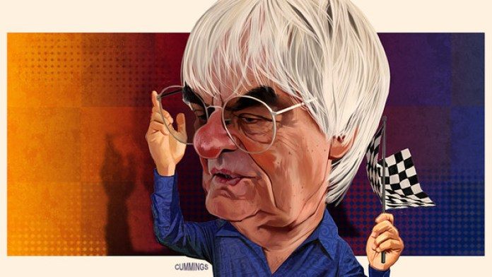 Ecclestone funny-The Financial Times