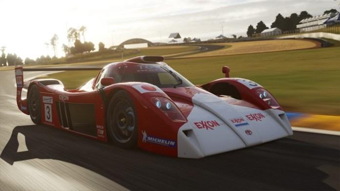 Forza Motorsport 5 Game Alpinestars Car Pack 03