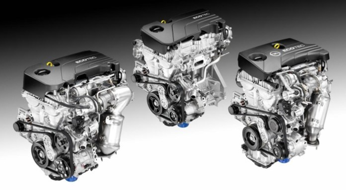 GM Ecotec small displacement engine family (1)