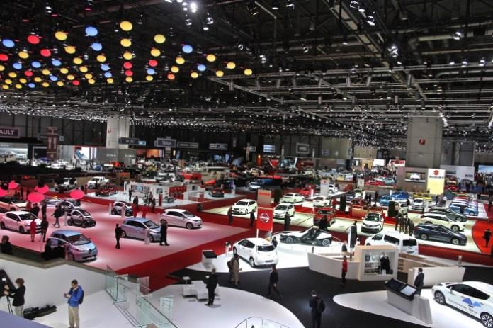 Geneva Motor Show 2014 (8)