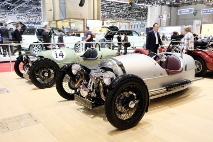 Geneva Motor Show 2014 morgan(13)