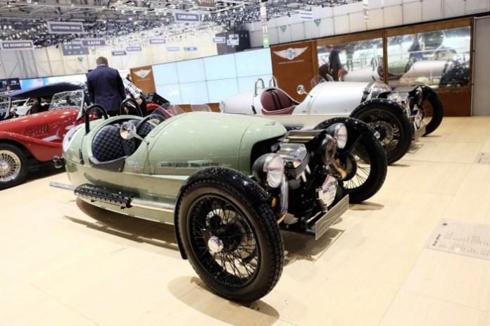 Geneva Motor Show 2014 morgan(15)