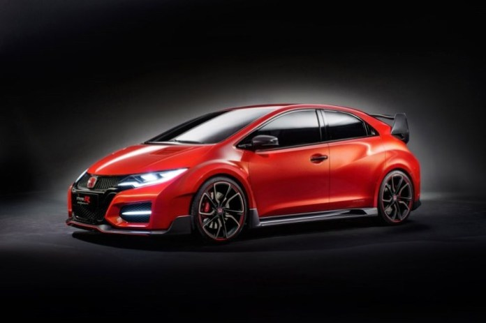 Honda Civic Type-R concept (2)