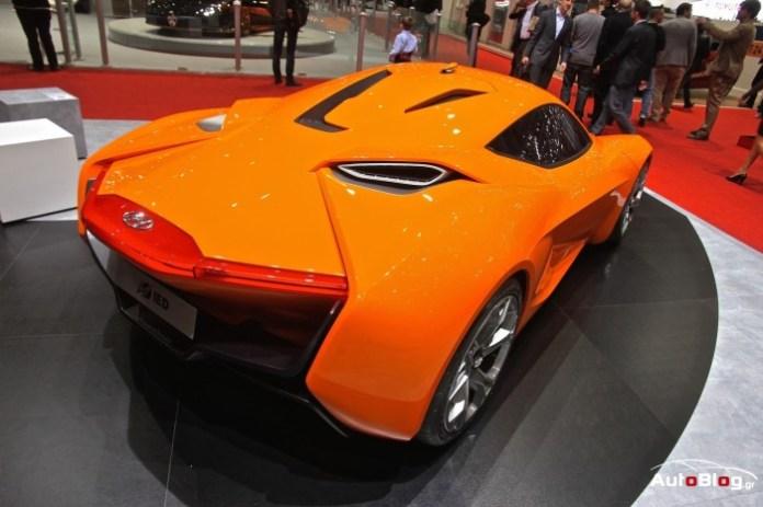 Hyundai PassoCorto Concept in Geneva 2014