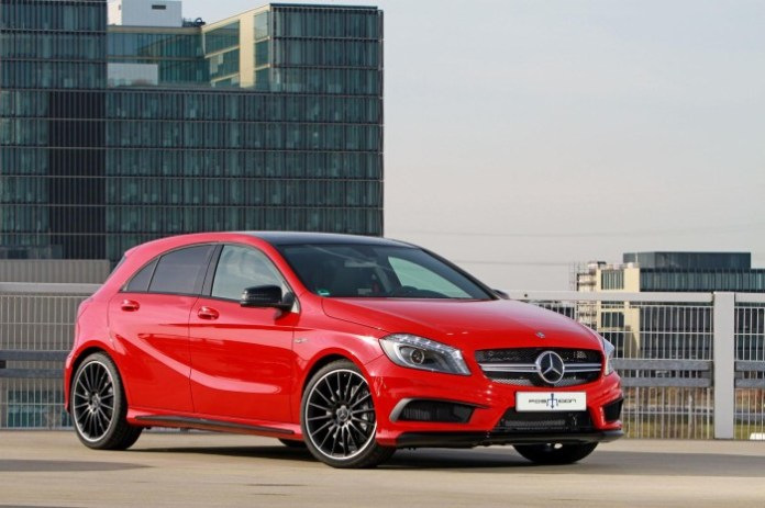 Mercedes A45 AMG by Posaidon 1