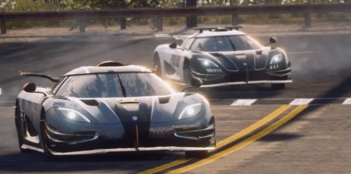 Need for Speed Rivals - Koenigsegg One1
