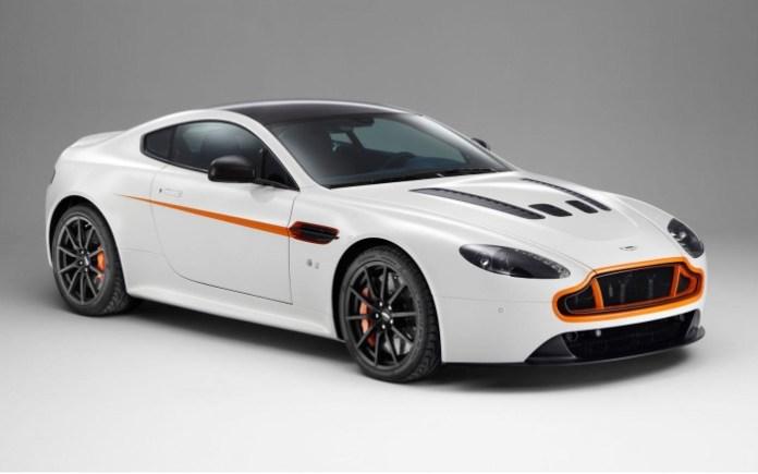 Q by Aston Martin V12 Vantage S 4