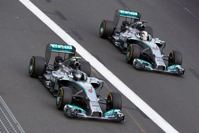 Rosberg-Hamilton