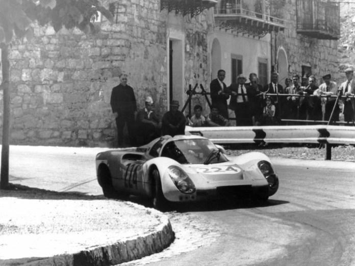 Targa Florio 2 Porsche 907