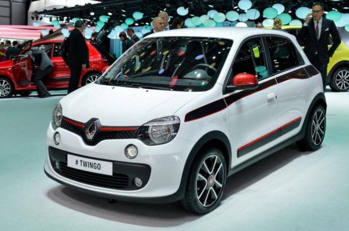 Renault in Geneva 2014